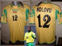 Zimbabwe Ndlovu Shirt Jersey Football Soccer Legea Adult M L XL Africa Coventry