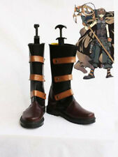 Tsubasa Reservoir Chronicle Li Syaoran Cosplay Boots Shoes