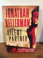 Jonathan Kellerman Silent Partner Graphic Novel Gaydos Parks Hardcover