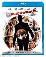 8 BLICKWINKEL (Dennis Quaid, William Hurt) Blu-ray Disc OHNE FSK!!!