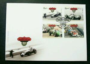 [SJ] Portugal BOAVISTA Formula 1 F1 2008 Car Racing Sport Games Speed (FDC)