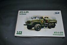 Icm #72713 1/72 Scale Atz-5-375 Fuel Bowser