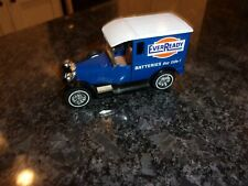 VINTAGE MATCHBOX DIECAST VAN LESNEY 1927 TALBOT MADE IN ENGLAND 1976