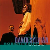 David Sylvian & Robert Fripp - First Day [New CD] Reissue