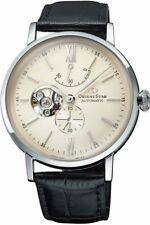 Orient Star Skeleton Automatic Watch Powerreserveanzeige Leather RE-AV0002S00B