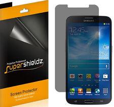 2X Supershieldz Privacy Anti Spy Screen Protector Film For Samsung Galaxy Mega 2