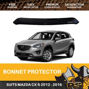 Bonnet Protector for Mazda CX-5 CX5 KE 2012-2016 Tinted Guard
