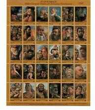 Palau - 1998 - Israel - Sheet of Thirty - MNH