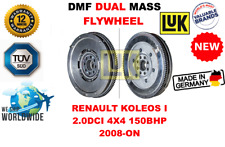 FOR RENAULT KOLEOS I 2.0DCI 4X4 150BHP 2008-ON NEW DUAL MASS DMF FLYWHEEL