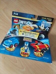 LEGO Dimensions Level Pack 71244  Sonic the Hedgehog kompl. mit OVP