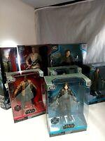 Star Wars Figurines Elite Series Disney Store Die Cast Age 3+