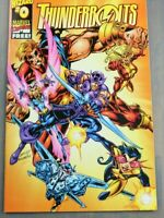 Wizard #0 Marvel Comics Thunderbolts 1998