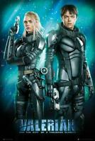 Valerian : Duo - Maxi Poster 61cm x 91.5cm new and sealed