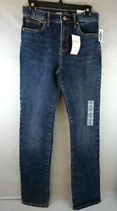 Old Navy Karate Built-In Flex Max Slim Jeans for Boys Size 16 NWT