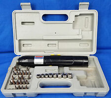 American Tool Exchange 3.6 DC Cordless Rechargeable Screwdriver Set w Case AS IS