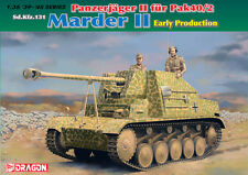 Dragon 1 :3 5 6769: Destructor TANQUE MARDER LL sd.kfz.131 - Producción Temprana