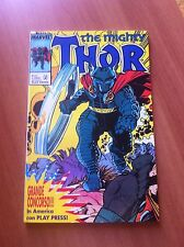 The Mighty THOR nr 27  PLAY PRESS 1992 ottimo MARVEL ERCOLE