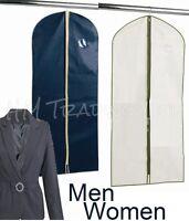 Garment Suit Dress Clothes Coat Jacket Clothing Cover Travel Bag For Men Women