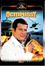 007 James Bond Octopussy Special Edition DVD NEW! USA R1 Roger Moore