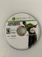 Tiger Woods PGA Tour 09 (Microsoft XBox 360) WORKS / NO TRACKING / DISC ONLY
