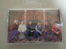 "NEW SEALED  Cassette Tape  ""Smokin' Armadillos"""