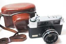 "[VERY RARE '62] Yashica Campus Rangefinder Film Camera ""FULLY WORKS""/4.8cm F2.8"