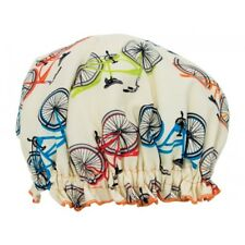 NEW Ladies Shower Cap Vintage Bikes Design Australian Made