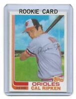 1982 Topps Traded # 98T CAL RIPKEN Rookie RC REPRINT Baltimore Orioles REPRINT