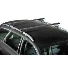 Opel Zafira B MPV 05-11 AMOS Barres de Toit longitudinales fermées