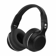 Skullcandy Hesh 2.0 Over-Ear Bluetooth Wireless Headphones Volume Control Black