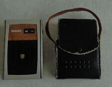 1966 vintage PHILIPS 90RL070 AM draagbare pocket radio portable transistor WORKS