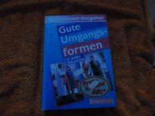 """Buch    """"Gute Umgangsformen""""   Bessermann - Ratgeber"""