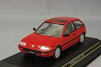 FIRST:43 1/43 scale Honda Civic 1987 Red from Japan