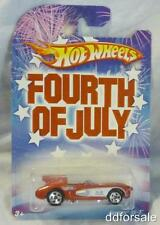 Corvette SR-2 1:64 Scale Die-cast Model From The by Hot Wheels Fourth of July