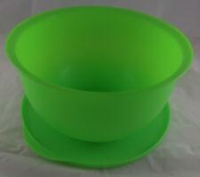 Tupperware Junge Welle 7,5 l XXL Schüssel mit Deckel Neongrün Neon Grün Neu OVP