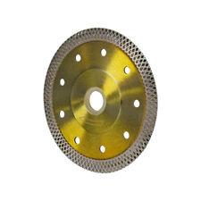 4 12 Turbo Thin Diamond Cutting Blade Saw Mesh Rim Disc Wheel Angle Grinder