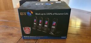 BT 8500 4 cordless phone with answer machine