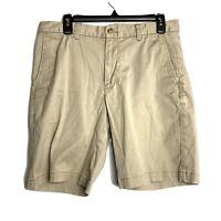 Vineyard Vines Breaker Short Men's Tan Shorts Chino Preppy Sz 31