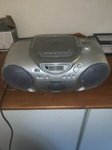 PANASONIC RX-D19 STEREO CD CASSETTE Radio player Fully Working Cheap