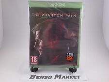 METAL GEAR SOLID THE PHANTOM PAIN - MICROSOFT XBOX ONE ITALIANO NUOVO SIGILLATO