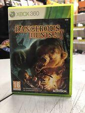 Cabela's Dangerous Hunts 2011 Ita XBox 360 USATO GARANTITO