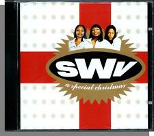 SWV: Sisters With Voices -- A Special Christmas - New BMG Special Products CD!