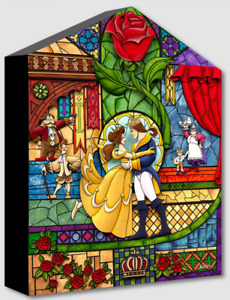 Disney Fine Art Treasures Canvas Collection Our Fairytail-Beauty and the Beast