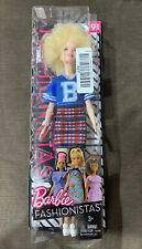 Mattel - Barbie - Fashionistas Doll, B Jersey Play Skirt Paper Doll,