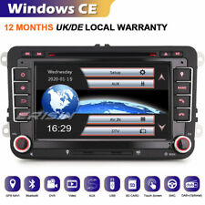 DAB+GPS Autoradio For VW Golf 5 6 Seat Passat Polo Tiguan Sharan Eos Jetta 3G CD