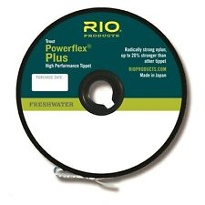 RIO Fly Fishing Powerflex Plus 3X Tippet 50Yd