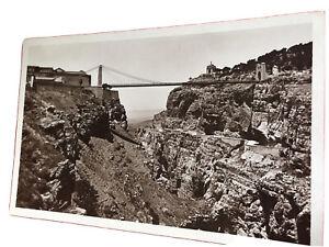 Constantine.  Le Pont Sidi M'Cld.  Algeria.  Vintage Postcard