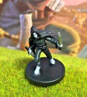 Darkling D&D Miniature Dungeons Dragons pathfinder dark creeper fey assassin Z