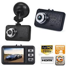 "2.7"" HD 1280 DVR Auto Kamera Video Recorder Überwachung Dashcam Black Box KFZ DE"