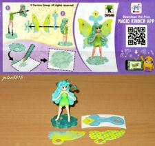 Youmitik 2019/2020 - Feenwelt - Feen - Fee grün DV046 mit Beipackzettel